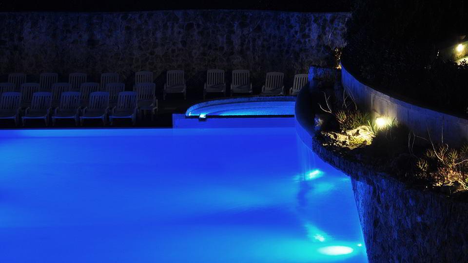 Piscina Hotel Koinè